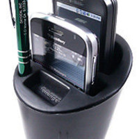 CommuteMate Cell-Cup Car Organizer