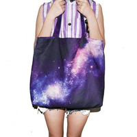 Galaxy/ Cosmic/ Nebula/ Space Print Bag