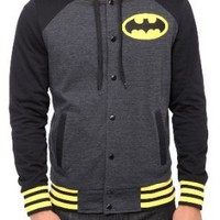 Amazon.com: DC Comics Batman Varsity Hoodie: Clothing
