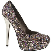 Women&#x27;s Multi Schuh Prince Court Glitter at Schuh
