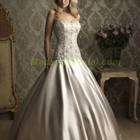 Madame Bridal: Allure 8854 Wedding Dress