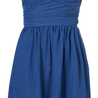 Chiffon Bandeau Dress by Rare** - Dresses - Clothing - Topshop