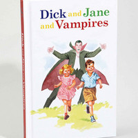 Dick and Jane and Vampires | Childrens Book | fredflare.com