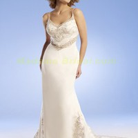 Madame Bridal: Eden Bridal 2194 Wedding Dress