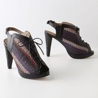 Color Weave Slingbacks - Anthropologie.com