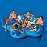 Pool-n-beach 6 Up Lounge | Outdoor Living | SkyMall
