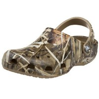 crocs Men`s Realtree Beach Clog