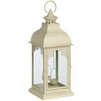 French Style Shabby Chic Square Lantern