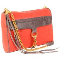 Rebecca Minkoff  Mac Clutch Color Block  Clutch - designer shoes, handbags, jewelry, watches, and fashion accessories | endless.com