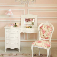 SOLD Beautiful Desk Vanity - $695 - The Bella Cottage