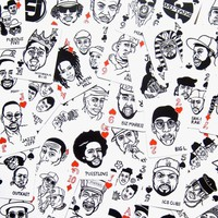 Hip Hop Playing Cards by Mynority Classics x Sayori Wada