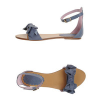 Redvalentino Women - Footwear - Sandals Redvalentino on YOOX