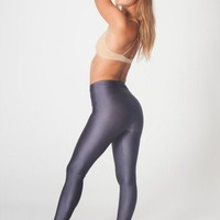 American Apparel Nylon Spandex Tricot Leggings