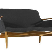 Almond Hartzog - Settee by Nils Finn Juhl