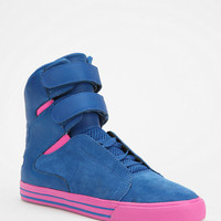 SUPRA Society Colorblock High-Top Sneaker