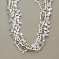 LUMINA NECKLACE - Multi-Strand - Necklaces
