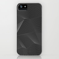 Minimal lines iPhone & iPod Case by Leandro Pita