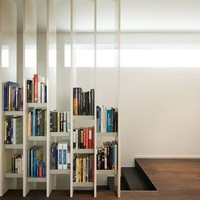 Heaven. The Bookworm Edition / staircase bookshelves