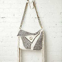 Free People Harrow Studded Hobo
