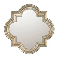 Quatrefoil Mirror - Shades of Light
