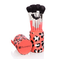 12 Piece Wild Makeup Brush Set | BH Cosmetics