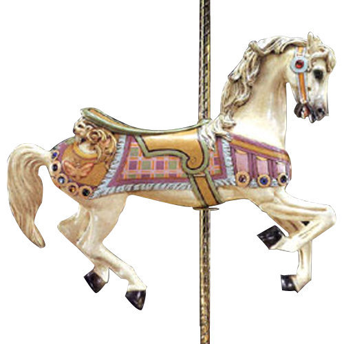 Horse Toys For Girls : Carousel horse toys for girls at from posh tots