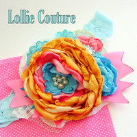Sparkle Dreams Headband by Lollie Couture