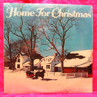 Amazing Home For CHRISTMAS  2 Vinyl Record  Set LP 33  Realm Records 1977 Sealed