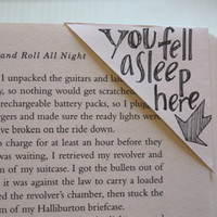 Cutting Corners-Bookmark