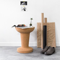 Pushpin / Side table + stool - Made to order / 14 day lead time