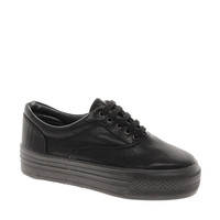 River Island Flatform Trainers at asos.com