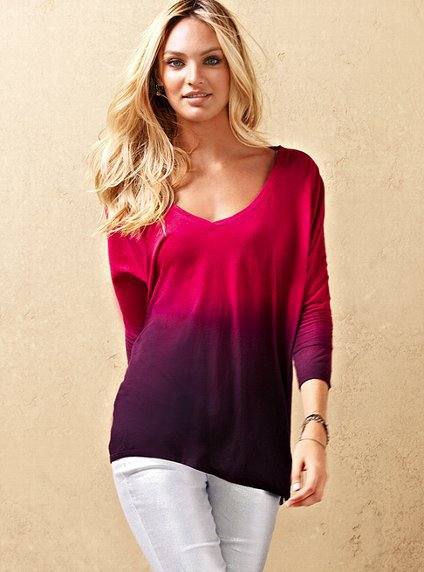 The Must-Have V-neck Tee