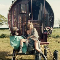gypsy queens and trailer dreams : bicyclette