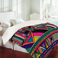 DENY Designs Home Accessories | Kris Tate Aztec Colors Duvet Cover