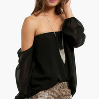 Olga Off Shoulder Top $29