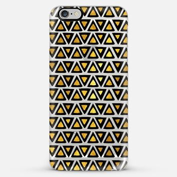 Inca Gold Empire iPhone 6 Plus case by Pom Graphic Design | Casetify
