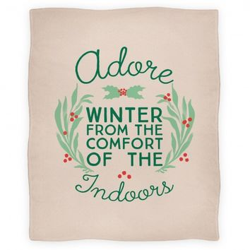 Adore Winter From The Comfort Of The Indoors