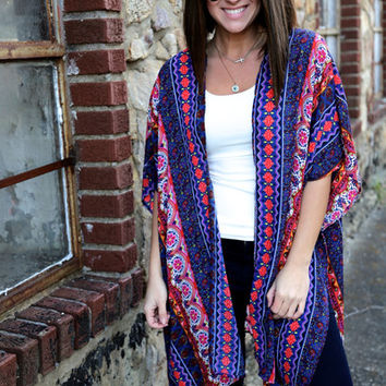 Fancy Seeing You Here {Kimono}