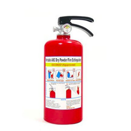 Fire Extinguisher Coin Bank