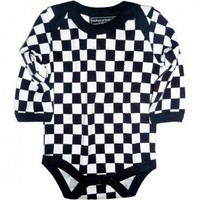 Ska Long Sleeve Bodysuit $28