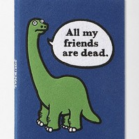 All My Friends Are Dead Journal By Avery Monsen &amp; Jory John