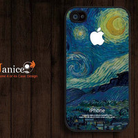 Oil painting  iphone 4 case  iphone 4s case   iphone 4 cover the best case for iphone 4 unique  iphone case 228