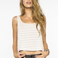 Mirella Striped Tank