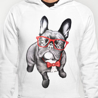 Happy Dog Hoody by 13 Styx | Society6