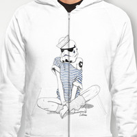 Sailortrooper Hoody by Cisternas | Society6