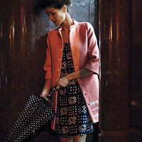 Eastward Dress Coat - Anthropologie.com