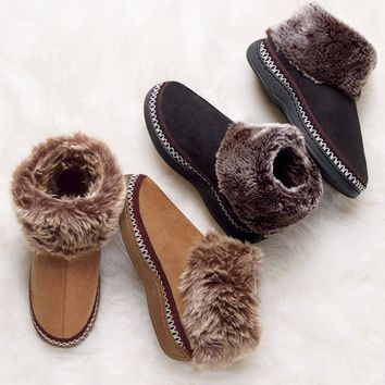 Soft Cozy Clog Slipper