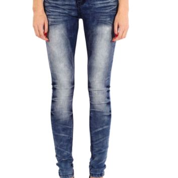 Faded High Rise Denim | Danice Stores