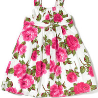 Monsoon | babygirlpartydresses | Baby Girl Juliette Rose Dress