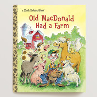 Old MacDonald Had a Farm, a Little Golden Book - World Market